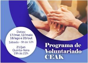 Treinamento de voluntario_Acontece