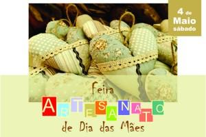 ACONTECE - Feira Artesanato Dia das Mães
