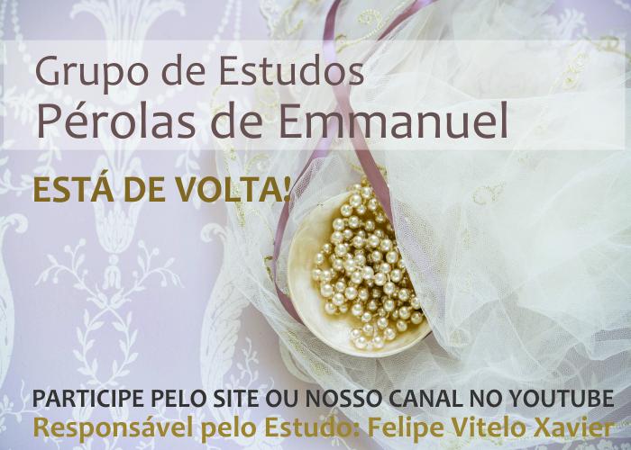 Pérolas de Emmanuel DE VOLTA - Acontece