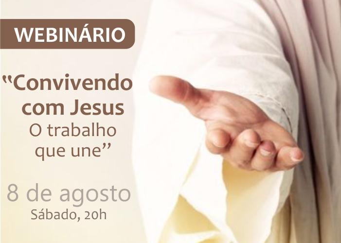 Seminário - Convivendo com Jesus 2020_Acontece
